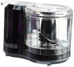 Electric Food Processor Kitchen Mini Chopper Dishwasher Safe