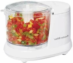 Proctor Silex Durable Mini Food Processor & Vegetable Choppe