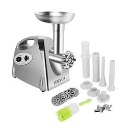 ROVSUN Electric Meat Grinder, 800W Heavy Duty Mincer Sausage