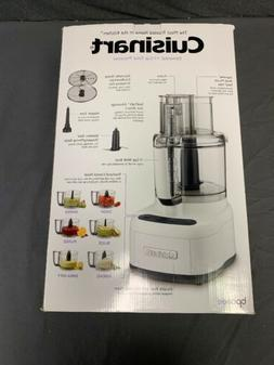 Cuisinart FP-11 Elemental 11 Food Processor - White