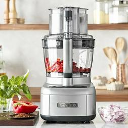 Cuisinart Elemental 13 Cup Food Processor With Dicing - Silv