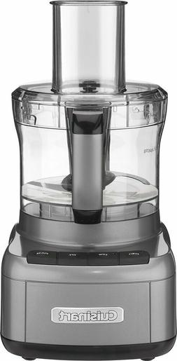 Cuisinart Elemental 8-Cup 350W Food Processor - Gunmetal