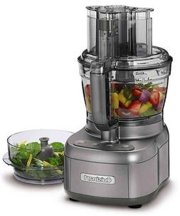Cuisinart Elemental Food Processor with 11-Cup and 4.5-Cup W