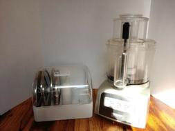 elite food processor with attachments