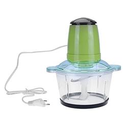 Food Chopper Electric Food Processor Stainless Steel Househo