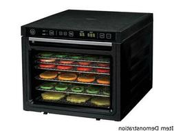 Rosewill Food Dehydrator Machine, 6-Tray Food Dehydrating Ra