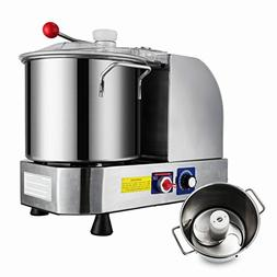 Forkwin Food Mixer 6L Food Processor 400W Food Cutter Mixer