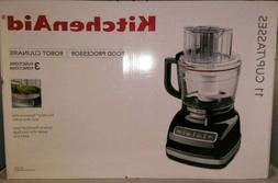 KitchenAid Food Processor - 11 Cup ExactSlice - Onyx Black N