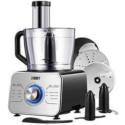Food Processor 12-Cup, Multi-Function Food Processor 6 Main