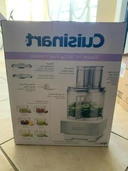 Cuisinart Food Processor 14 Cup Brand New In Box