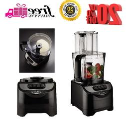 Food Processor 2-Speed 10-Cup 500W Pulse Control buttons Cho