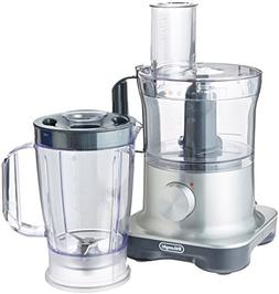 DeLonghi 9-Cup Capacity Food Processor with Integrated Blend