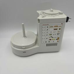 Braun Food Processor 4262 Power Base Unit 4258 4259 4261  88