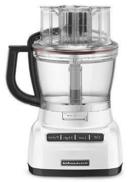 KitchenAid 13-cup Food Processor White