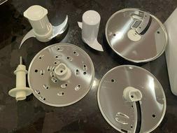 KitchenAid Food Processor Accessories Kit PA6-GF30 Blade Att