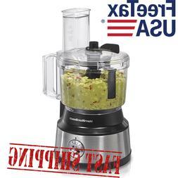 Food Processor & Vegetable Chopper With Bowl Scraper, 10 Cup