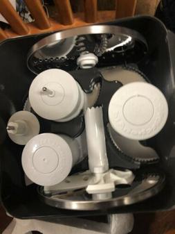 food processor attachment box