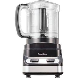3 Cup Food Processor in Black