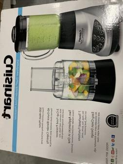 Food Processor Blender 7-Speed Touch Control Large Glass Jar