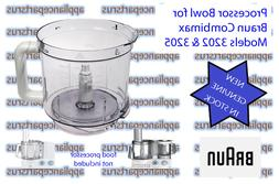 Braun Food Processor Bowl - 7051144 67051144 BR67051144 7322