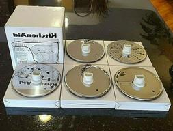 KitchenAid Food Processor Disc Set