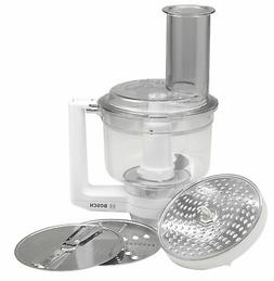 food processor for compact mixer