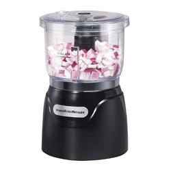 Food Processor - Hamilton Beach  Mini Chopper, 3 Cup, Electr