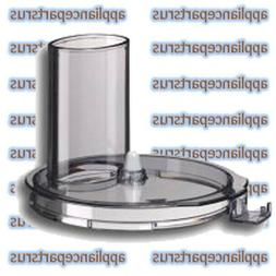 Braun Food Processor Lid Models 3202, 3205 Part BR67051139 6