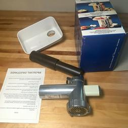 BOSCH FOOD PROCESSOR MEAT MINCER GRINDER ATTACHMENT ONLY 071