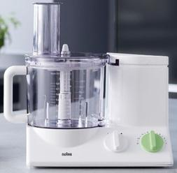 Braun Food Processor with 7 attachments FP3010  FOR OVERSEAS