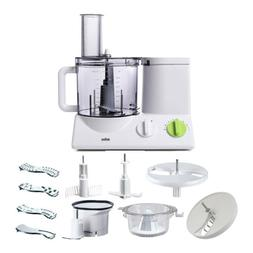 Braun Food Processor with Slicing Insert Blade and French Fr