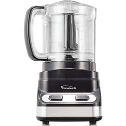1 - 3-Cup Food Processor, 200W, 24oz capacity work bowl, Sta