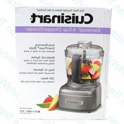 Cuisinart Food Processors Elemental 4-Cup Chopper/GrinderVeg