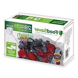 FoodSaver FSFSBF0116-P00 28 Count Portion Foodsaver Bags /I