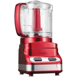 fp 548 food processor red brand new