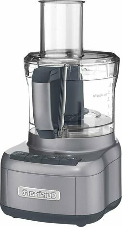 Cuisinart FP-8GM Elemental 8 Cup Food Processor - Gunmetal