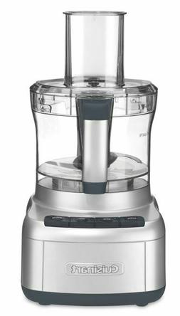 Cuisinart FP-8SV Elemental 8 Cup Food Processor - Silver