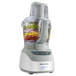 Applica FP2500 BD WdMth 10c FoodProcessor Wht