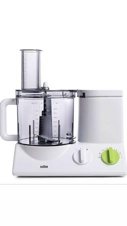 Braun FP3020 12 Cup Food Processor Ultra Quiet Powerful