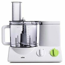 Braun FP3020 12 Cup Processor includes 7 Attachment Blades+C