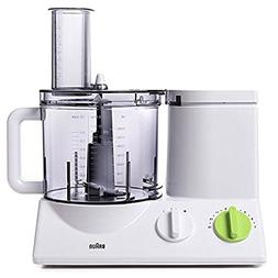 BRAUN FP3020 Food Processor With The Coarse Slicing Insert B