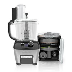 BLACK+DECKER FP6000 Performance Dicing Food Processor, Black