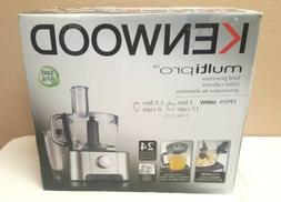 Kenwood  MultiPro 600W 12 Cup Induction Motor Food Processor