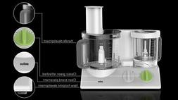 Braun FX3030 220 Volt Food Processor With 7 Attachments  for