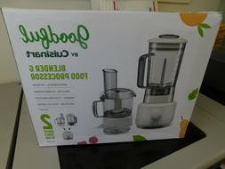 GOODFUL CUISINART 2-IN-1 BLENDER & FOOD PROCESSOR BFP700GF B