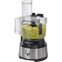 Hamilton Best Rated Food Processor Large 10 Cup BPA FREE Dis
