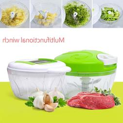 Household Food Processor Multifunctional Manual Meat Crusher