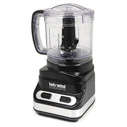Better Chef IM854B Food Processor 200W 2 Speed Cup W/Stainle