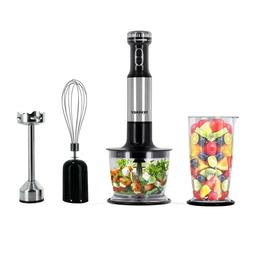 Tenergy Immersion Blender, 200W Multi-Speed Food Mixer Set w