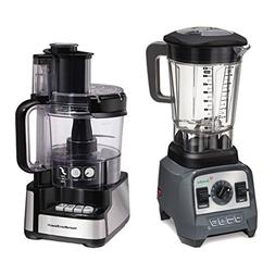 Jamba Appliances 64-Ounce Blender with 12-Cup Food Processor